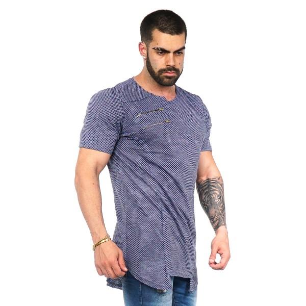 Camisa Long LS POA Azul