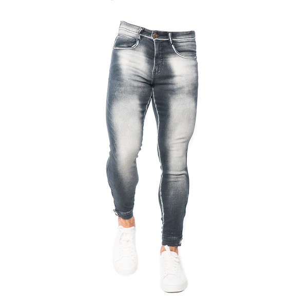 Calça Jeans Slim Fit TJ Black Code