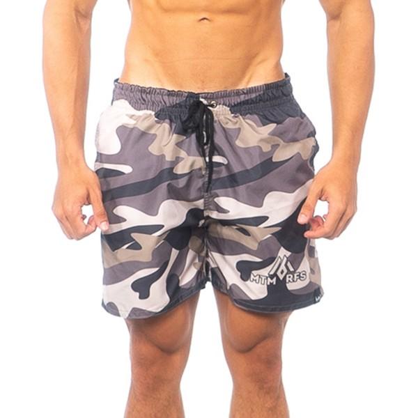 Beach Shorts Camo