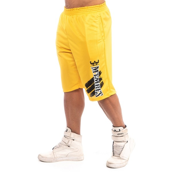 Bermuda Dry Fit MTMRFS Yellow