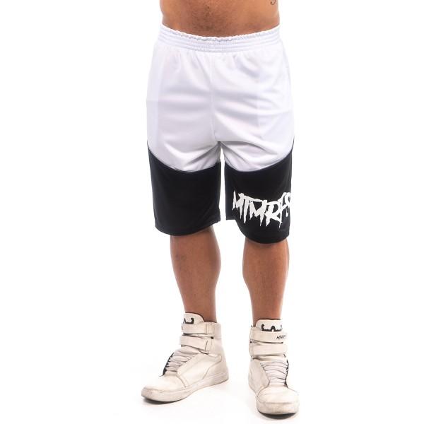 Bermuda DryFit MTMRFS Bicolor White/Black