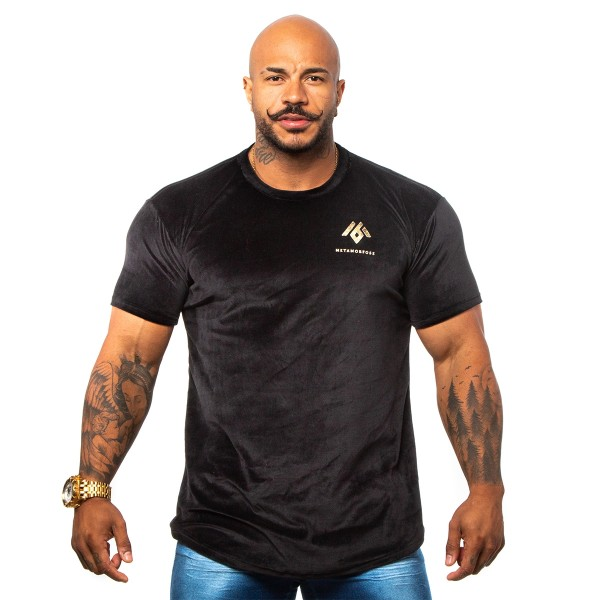 Camisa Long Plush Billion Black