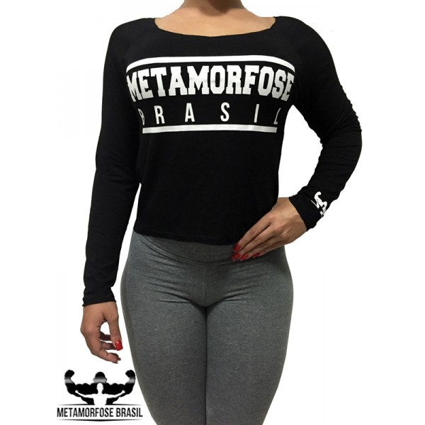 Camisa Metamorfose Brasil Feminina