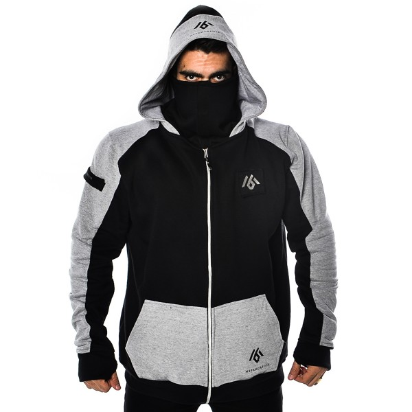 Hoodie Concept Silver Hunter (Limited)