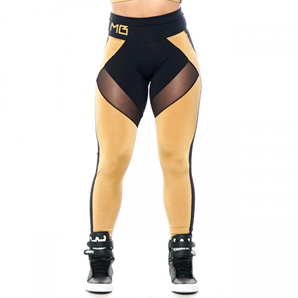 Legging Luxury Gold