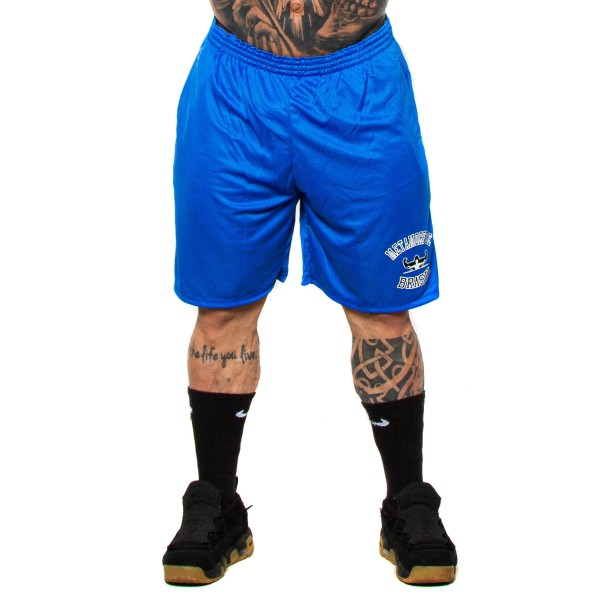 Short Athletic Dry Fit Azul