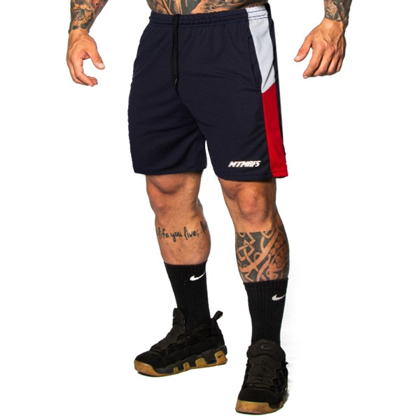 Shorts Dryfit Performance Reflective Marinho