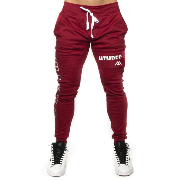 Calça Jogger MTMRFS Be Different Vinho