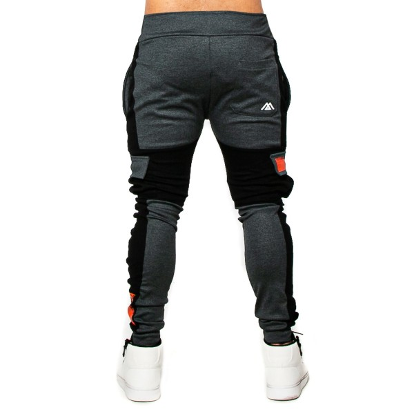 Calça Jogger Streetwear Chumbo Masculina