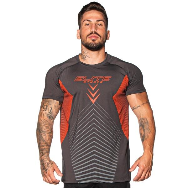 Camisa Performance Dry Compress INSTINCT Cinza