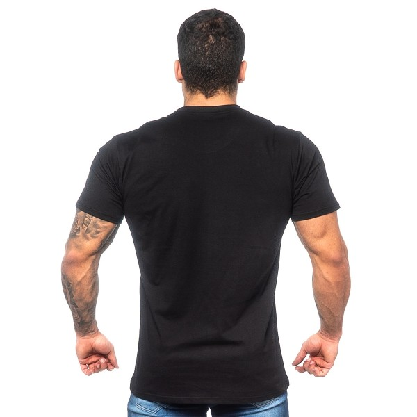 Camiseta T-Shirt Madruga Maromba Preta