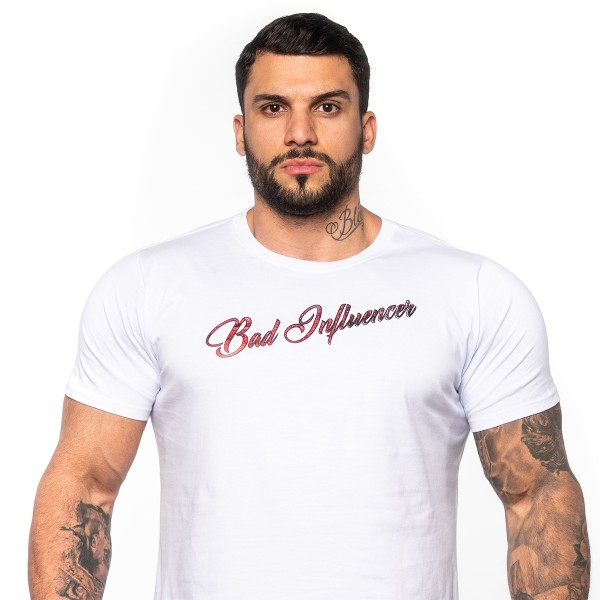 Camisa Long Bad Influencer Branca