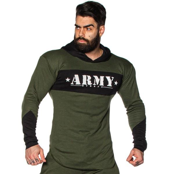 Casaco Hoodie ARMY