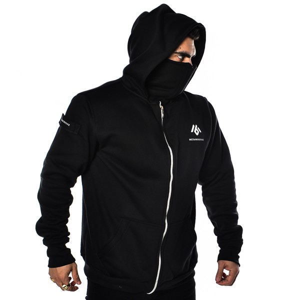 Hoodie Concept Black Hunter (Limited)