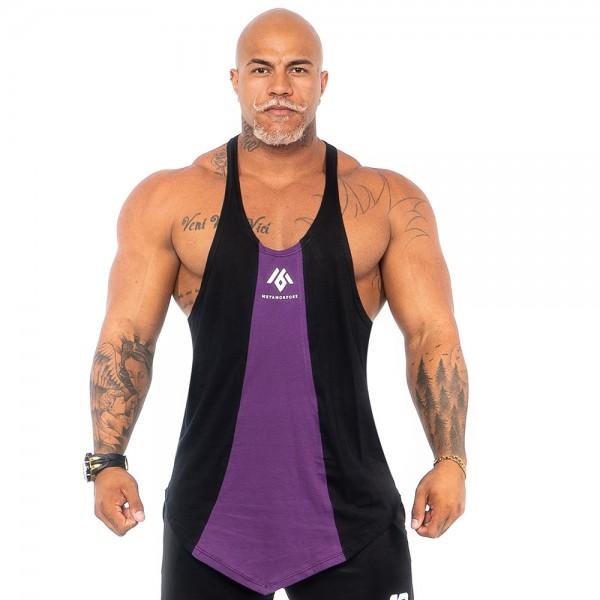 Regata Anatomic Black Purple