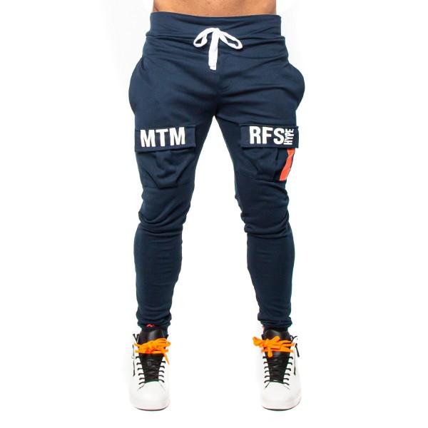 Calça Jogger MTMRFS Lifestyle Azul Marinho