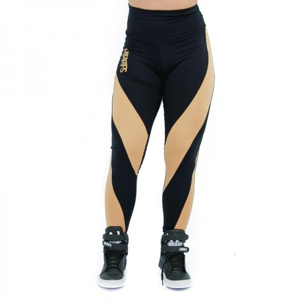 Calça Legging MTMRFS Street GOLD