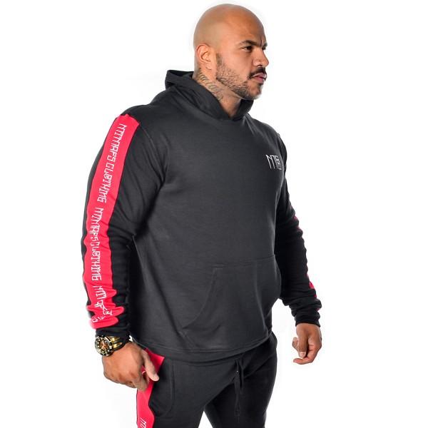 Hoodie Concept Street MTMRFS Clothing Black