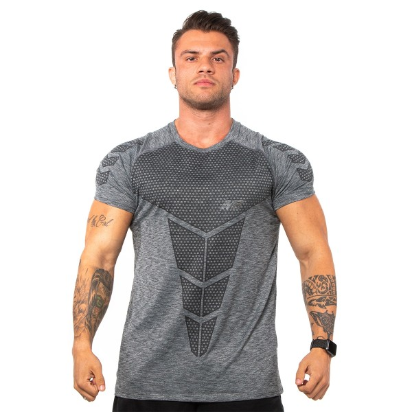 Camisa Performance Dry Tech Grey