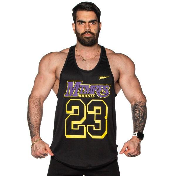 Regata Anatomic Dry Lakers Preta
